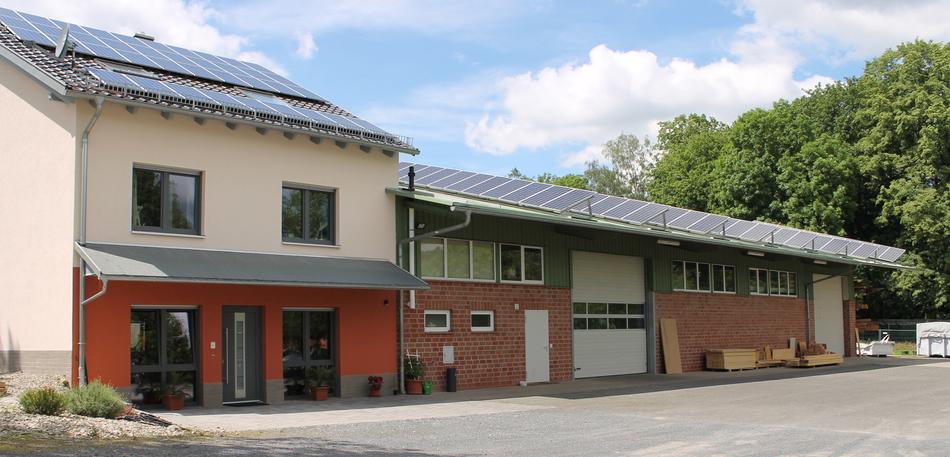 Bauunternehmen Rust GmbH in Ruderstadt
